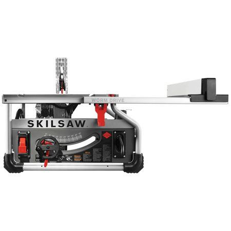 Skilsaw Spt70wt 22 10 Inch Worm Drive Table Saw Multicolor Table Saw Diy Table Saw Portable Table Saw
