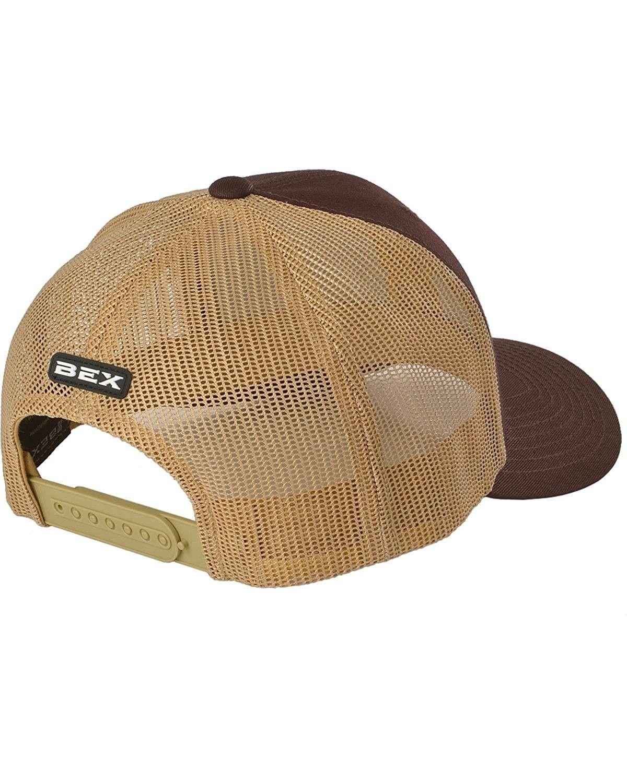 Men s Khaki Mesh Cap - Bbkh - Brown - CA11UGE16WN  0dffe1d3c8d