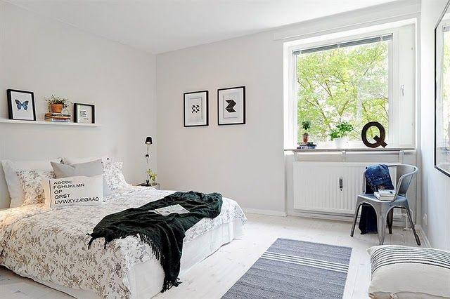 Bedroom #home #interior #bedroom #wall #typography