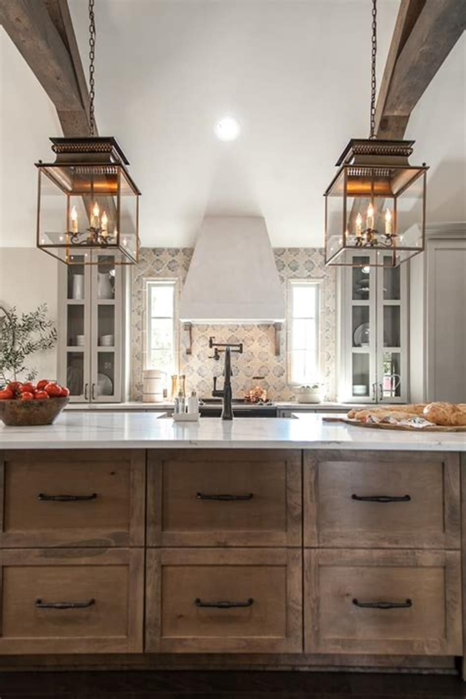 29 Small Kitchen Lighting Ideas Pictures For Low Ceilings Kitchen