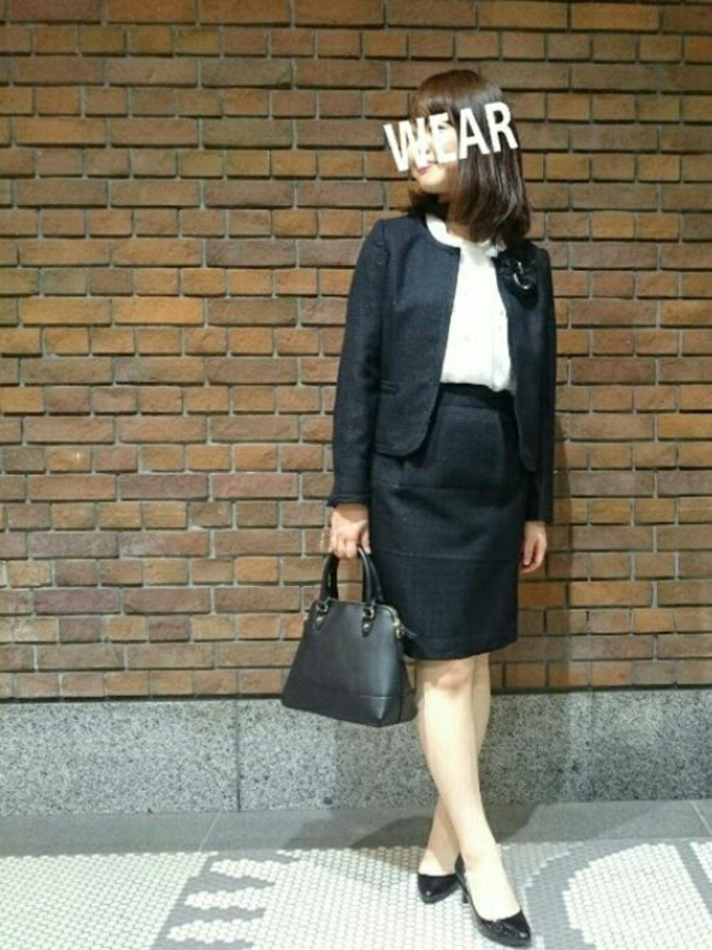 服装 40 式 代 卒業 母親