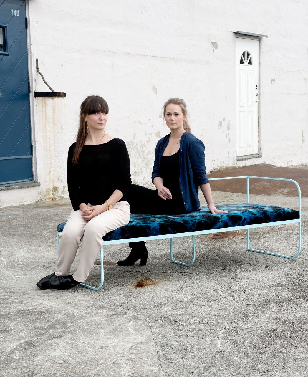 Friday Five with Vera & Kyte Design, Sun lounger, Friday