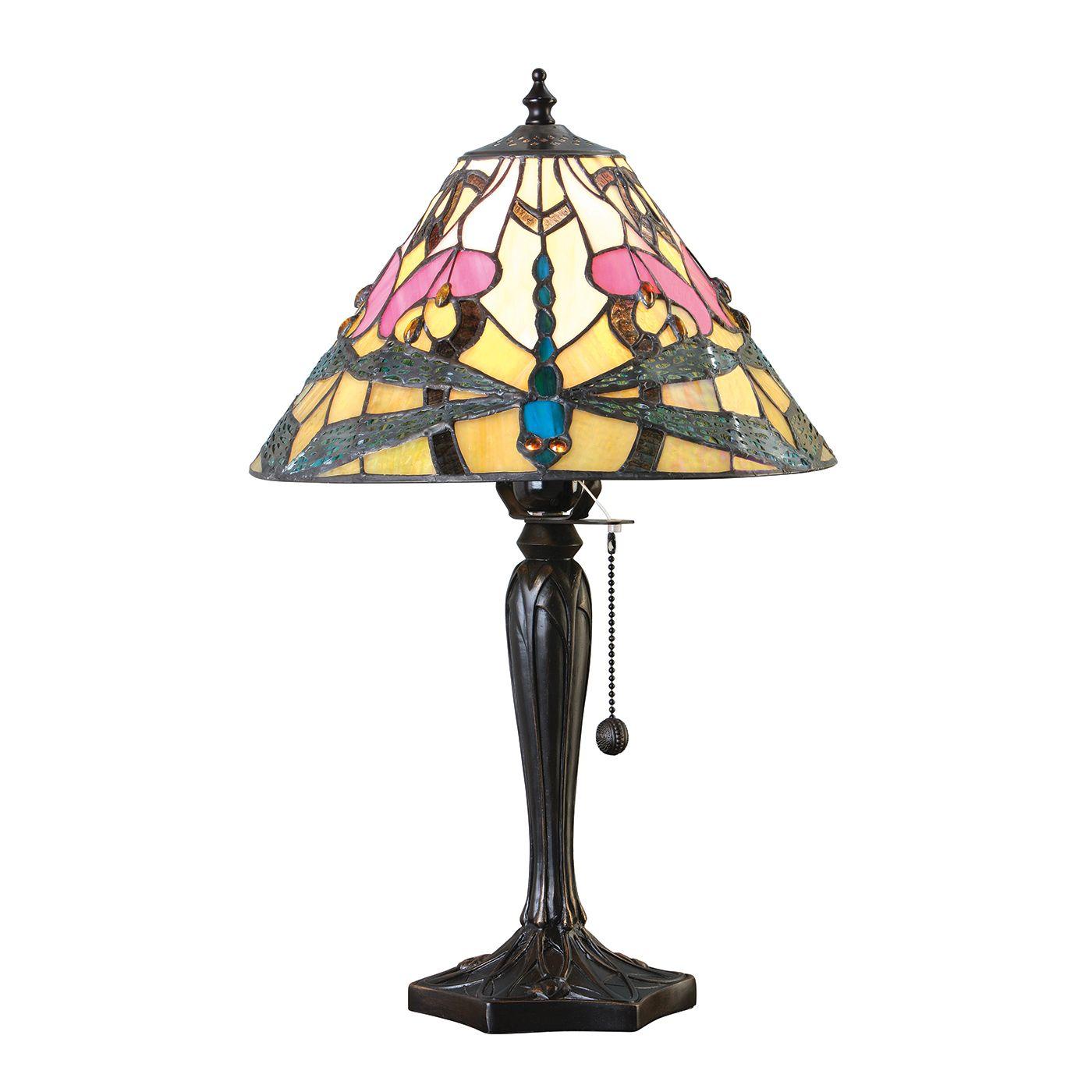 Ashton 63924 Tiffany Small Table Lamp Tiffany style