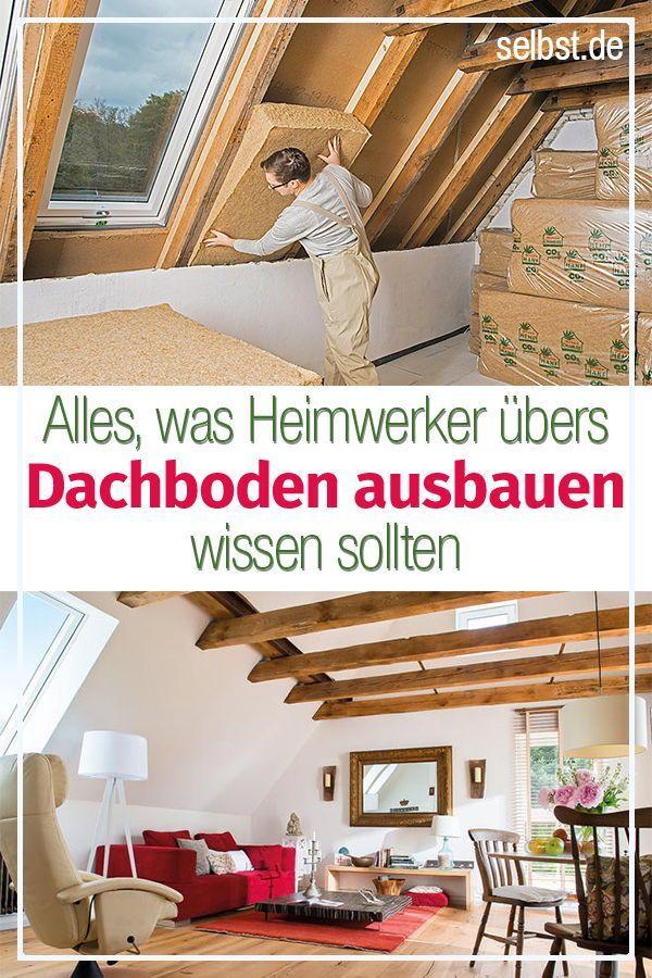 Loft entfernen | selbst.de | Anbau Haus Wohnzimmer