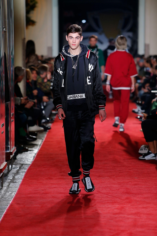 Dolce & Gabbana Unexpected Fashion Show Fashion Show