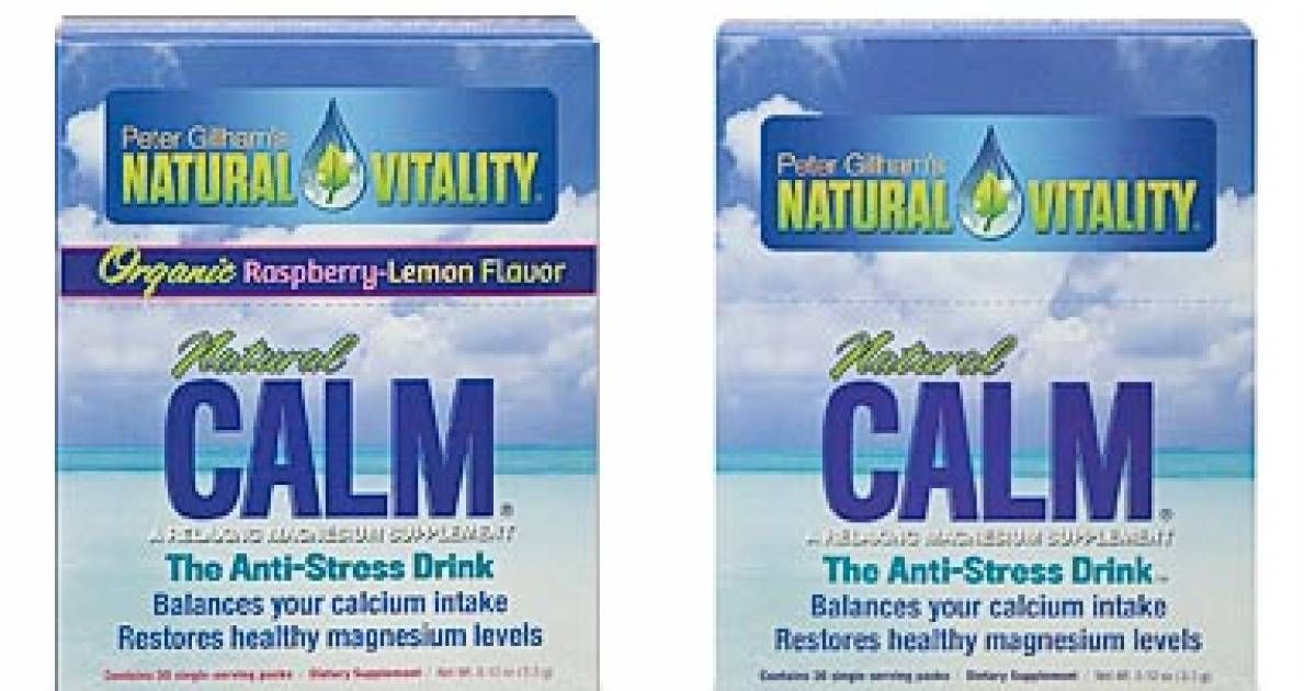 Product Review Natural Calm Magnesium Supplement