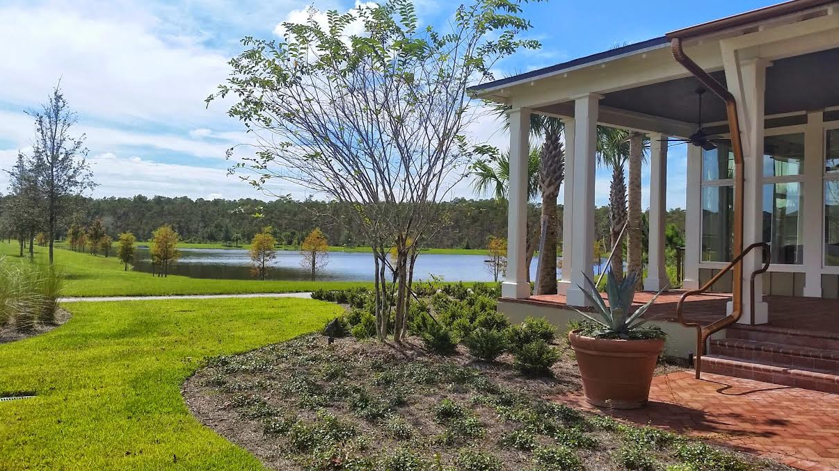 RANDAL PARK BY MATTAMY HOMES AN ECO FRIENDLY OASIS In LAKE NONA Randal Park A Five Acre Central Will Serve As Community Lawn For Picnics