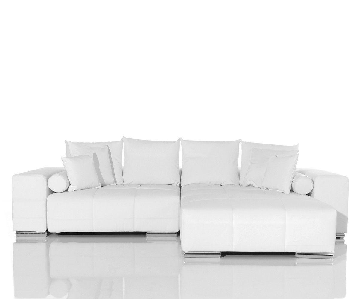 Wohnzimmer Delife Big Sofa Marbeya 285115 Cm Weiss Hocker Und Kissen Big Sofas 2224 2254 0 Online Kaufen Bei Woonio In 2020 Couch Decor Sectional Couch