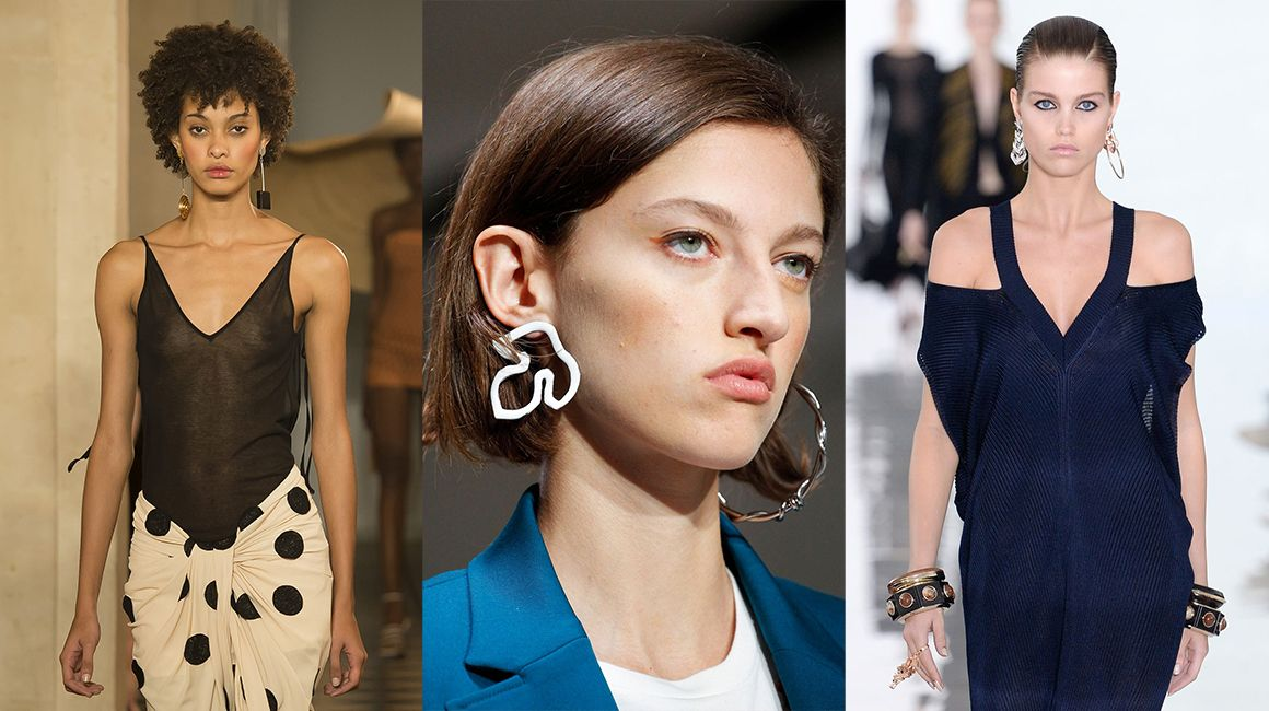 Image result for 14 jewelry trends to take away from Fashion Week Spring/Summer 2018