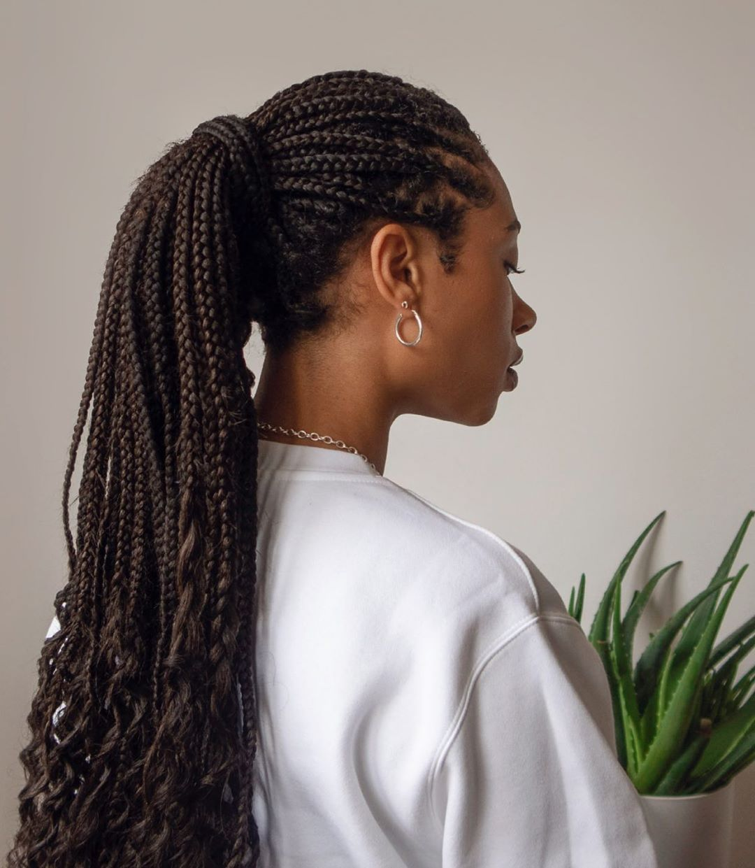 16 Protective Styles To Help Your Natural Hair Grow Longer ...