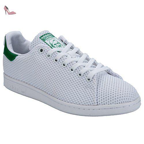 adidas Superstar, Chaussures de Sport Homme - Noir - Noir (Negbas/Negbas/Negbas), 46 2/3 EU