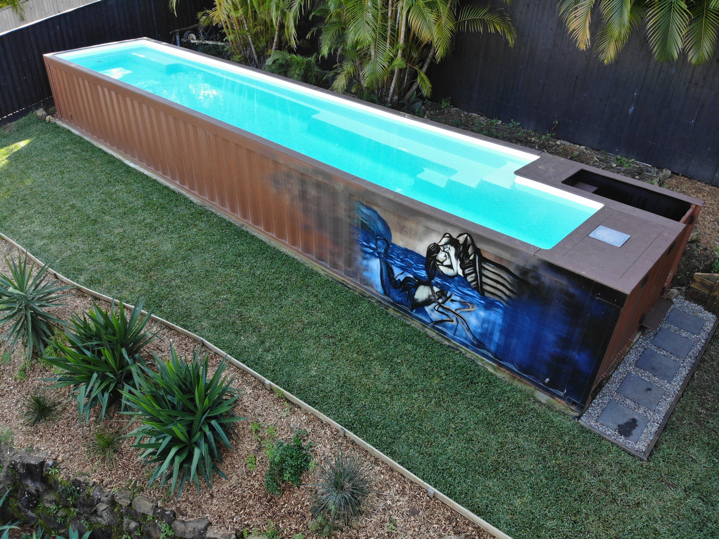 Shipping Container Pools Shipping Container Pool Container Pool