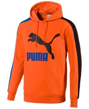 420ffa9a9260 PUMA MEN S CLASSICS LOGO T7 HOODIE.  puma  cloth