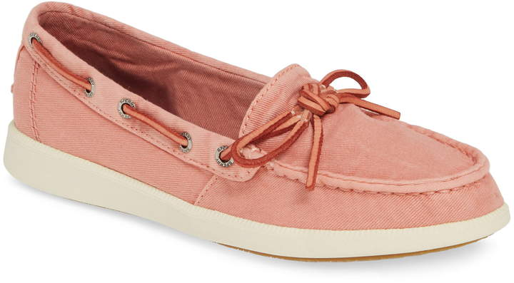 170e580e9 Women s Sperry Oasis Canal Washed Twill Boat Shoe