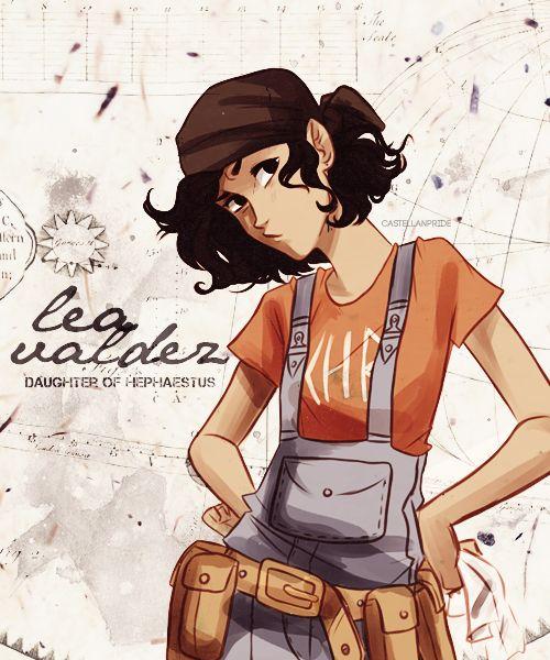 Lea Valdez (Leo in gender swap) | Heroes of olympus ...