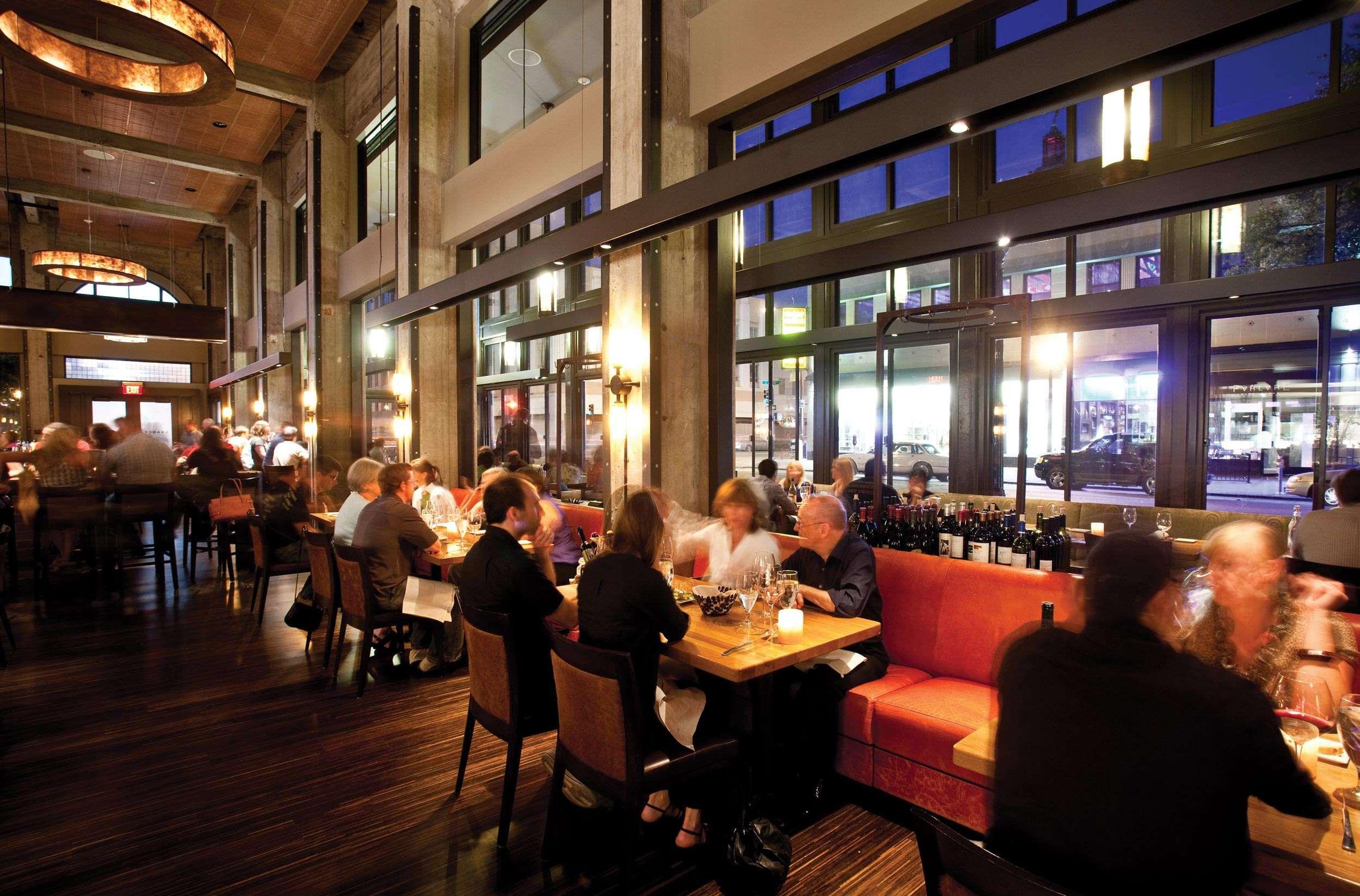 Grange Restaurant In Sacramento Ca Joie De Vivre Hotel Hotel Restaurant Restaurant
