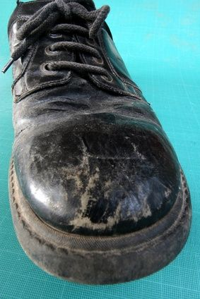 How To Glue Rubber To Leather Kids Grandkids Leather Shoe Repair Shoes Leather Repair