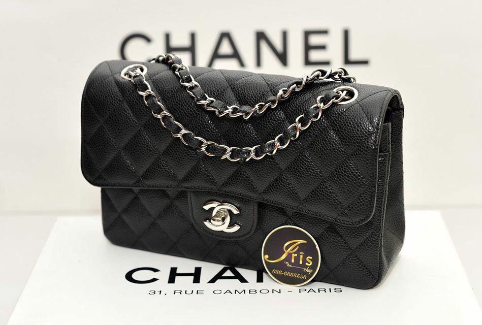 aab0a59aac35ee กระเป๋า Chanel Classic 9