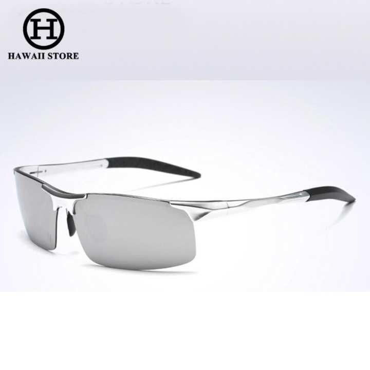 Aluminum Magnesium Alloy Polarized Sunglass For Men