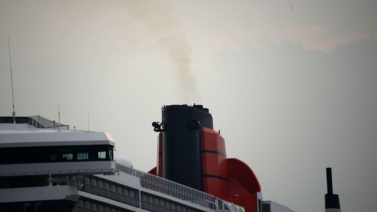 Schmutziges Vergnügen: Kreuzfahrten boomen auf Kosten der Umwelt