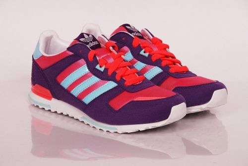 adidas originals heren zx 75 sneakers blauw