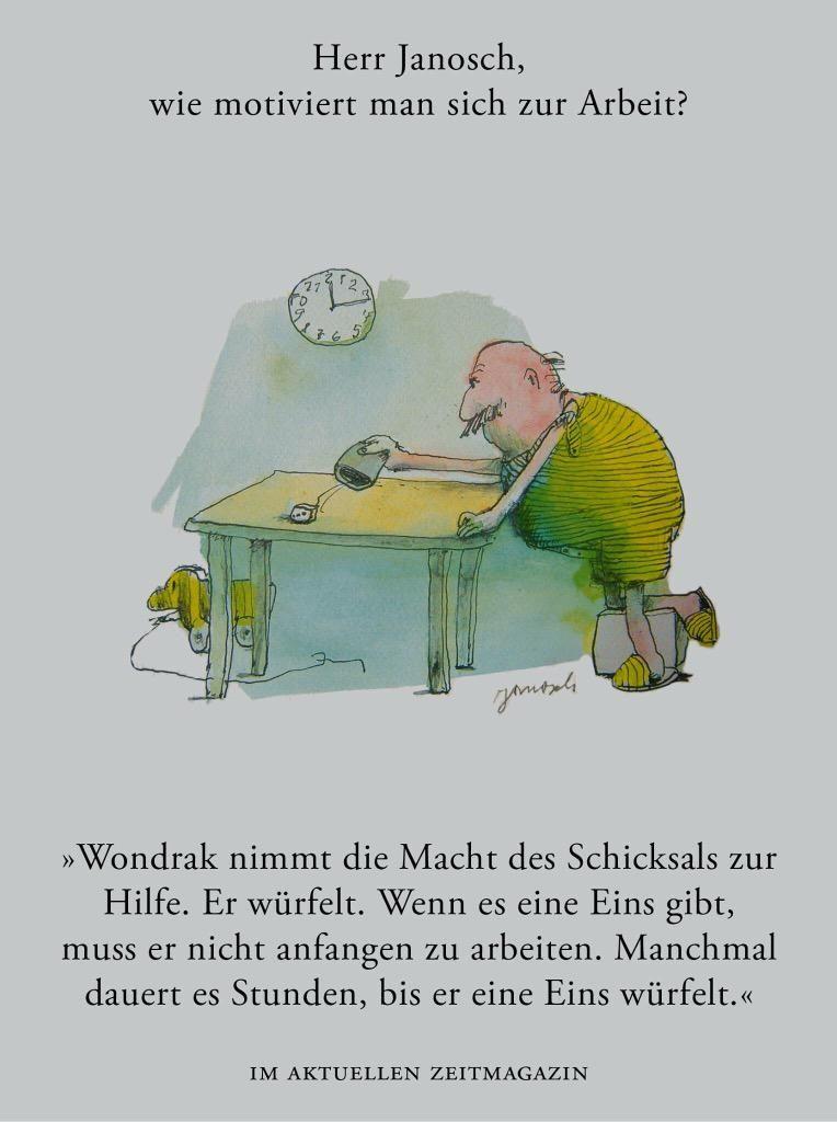 ZEITmagazin on | Sprüche & Gedichte | Herr janosch, Janosch und