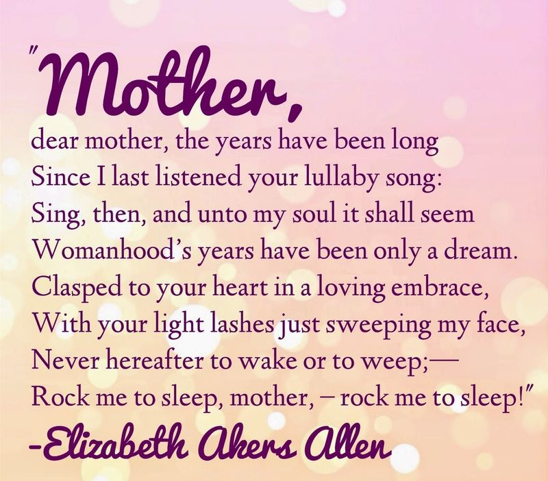 22 Touching Quotes For Beloved Mother S Death Anniversary