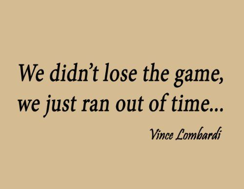 Quotes About Losing Soccer Quotesgram Leon Mens Soccer Soccer