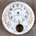 Vintage Porcelain Dial Swiss FROM OLD STOCK NEW DIAL 45 mm #1