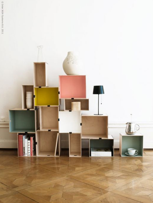 Diy Regal Aus Kisten Diy Ideas For Projects Pinterest