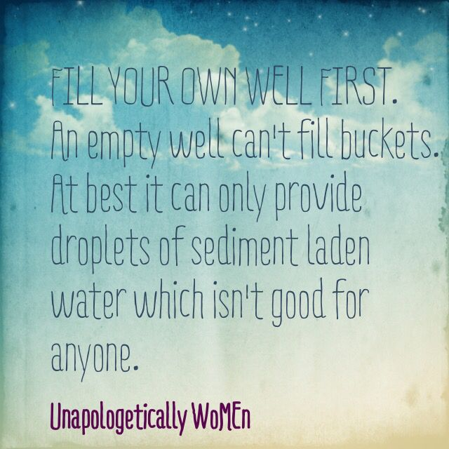 Depleted spirits cannot serve effectively. They are always ultimately giving less than their best. In a sense putting yourself first is really the highest level of love you can offer to your loved ones as an energized, revitalized, connected and amazing YOU can only serve them well. @unapologeticallywomen