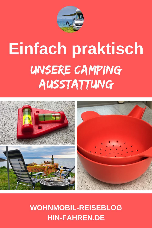 Photo of Praktische Camper-Ausstattung