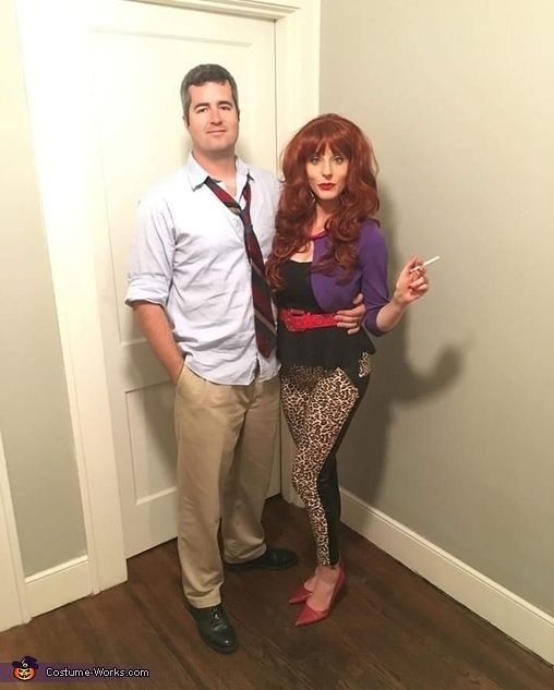 sehr bekannt hell im Glanz Großhandelspreis Peggy and Al Bundy - Halloween Costume Contest at Costume ...