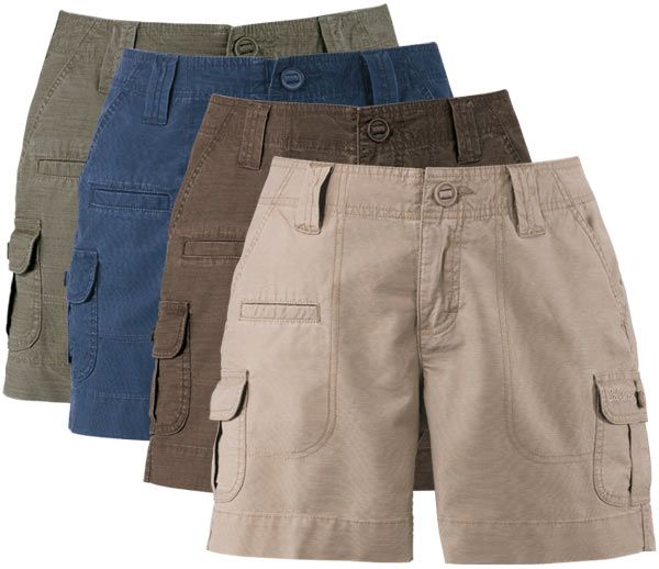Cabela's Cargo Shorts for Women | Hiking Shorts | Pinterest ...