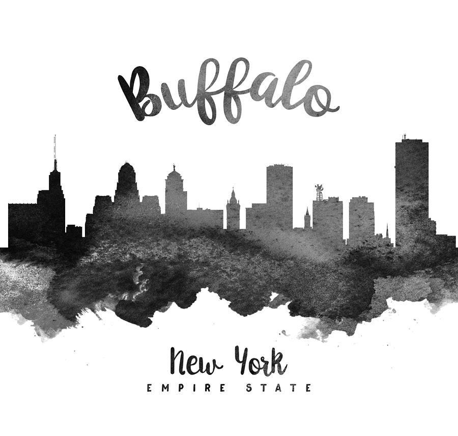 Buffalo Skyline Svg Google Search Buffalo New York Buffalo Tattoo Buffalo City