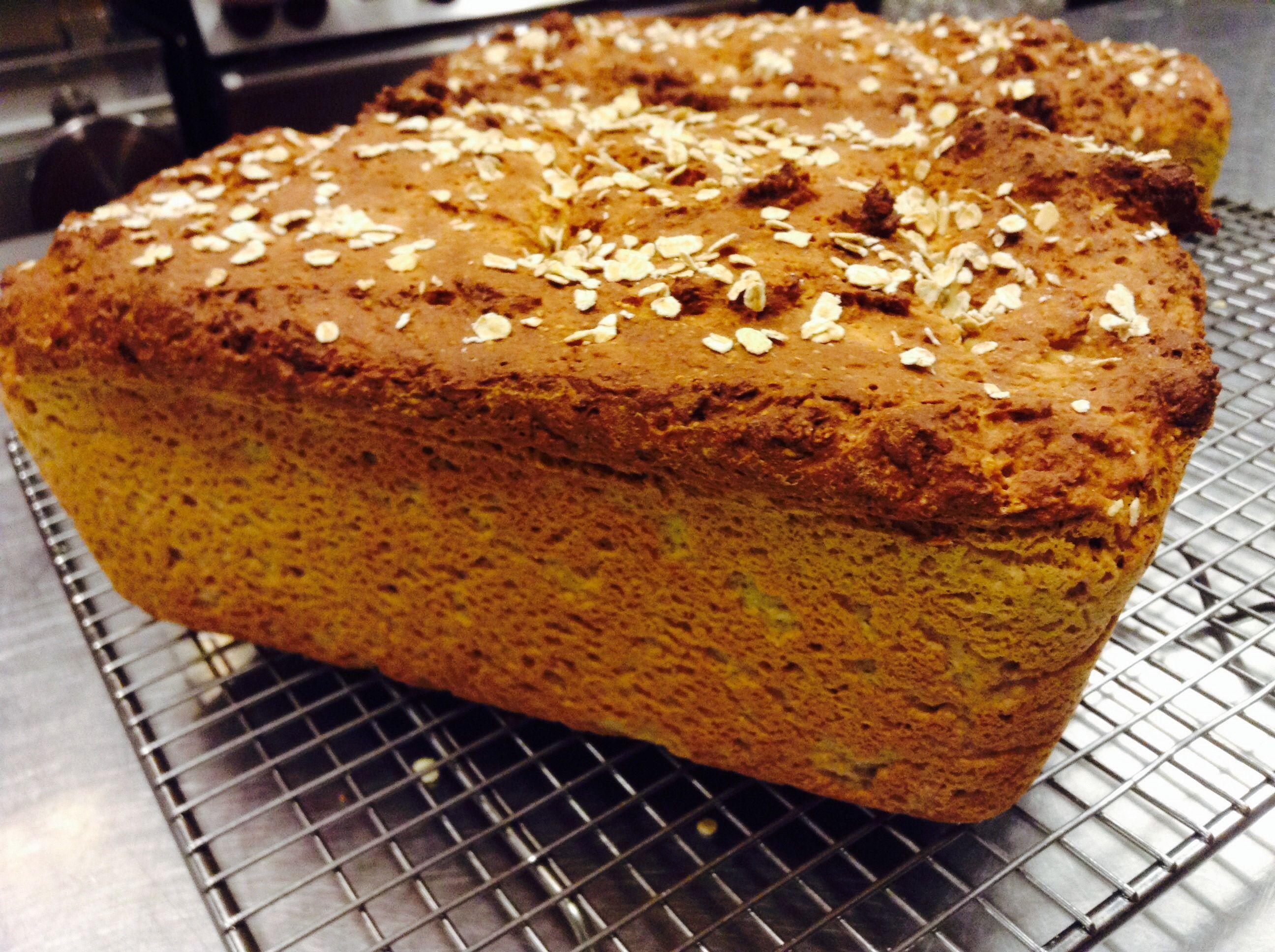 Gluten Free Honey Oat Bread Recipe Gluten Free Honey Oat Bread