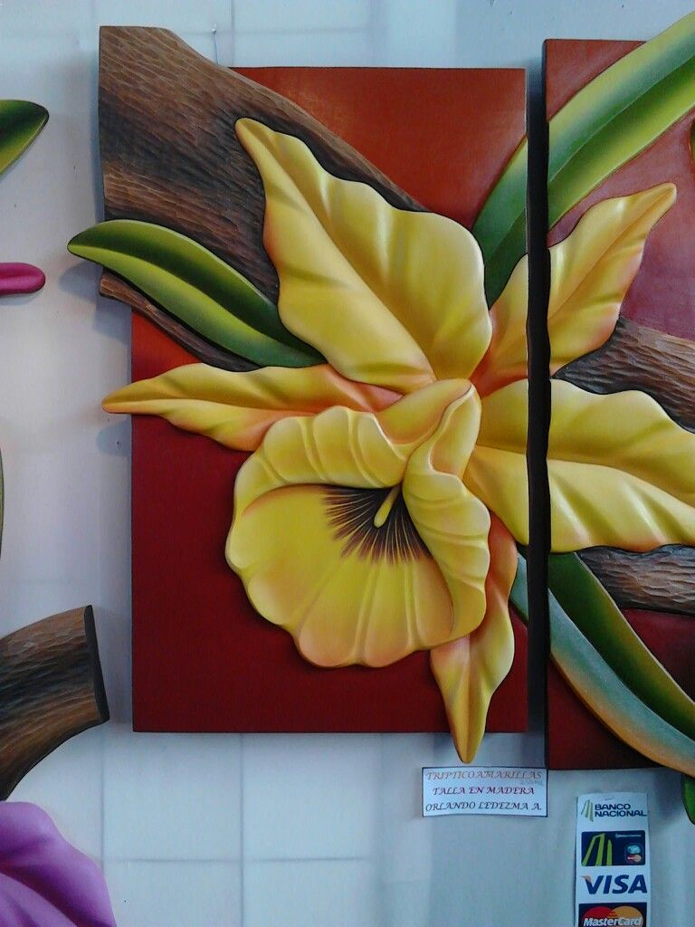 Cuadros en relieve | pinturas | Pinterest | Clay, Clay art and Clay ...