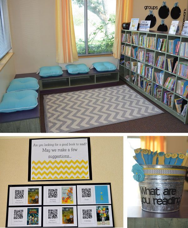 So Many Cute Ideas For Inviting Reading Spots In Your