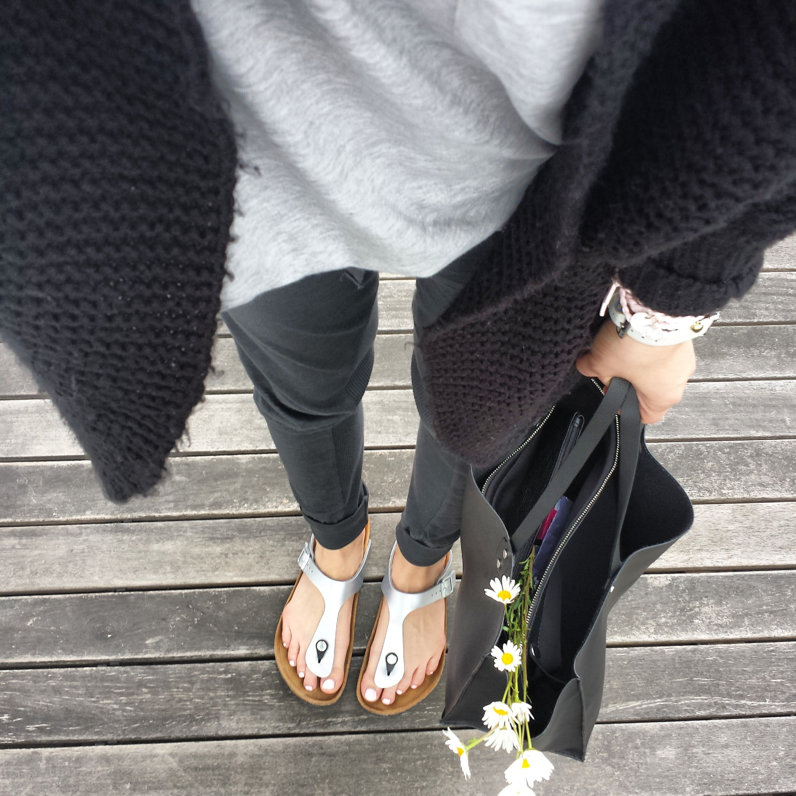 image result for silver birkenstocks outfit my style pinterest outfit outfit ideen und. Black Bedroom Furniture Sets. Home Design Ideas
