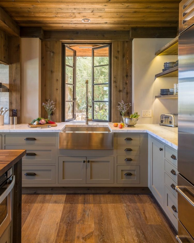Pingaby Knowlton On Kitchen Ideas  Pinterest  Tiny Houses Magnificent Design Of Kitchens Decorating Inspiration