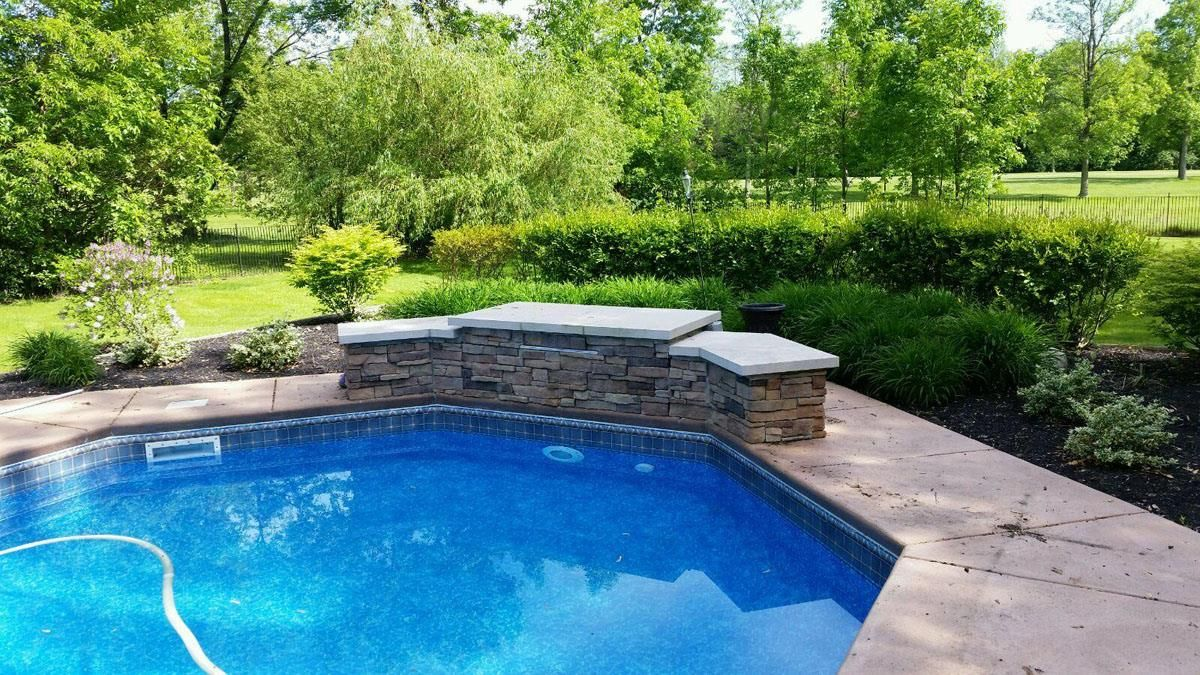 Want something like this in your backyard? Contact us at MisterPool.com and we can certainly help you!