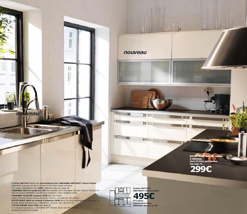 cuisine ikea mod le faktum le inspiration pour une cuisine avec plusieurs lots cuisines. Black Bedroom Furniture Sets. Home Design Ideas