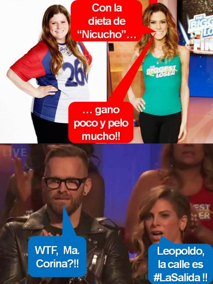 Venezuela S Diet Inducing Economy Biggest Loser Style Spanish Memes Memes En Espanol Diet