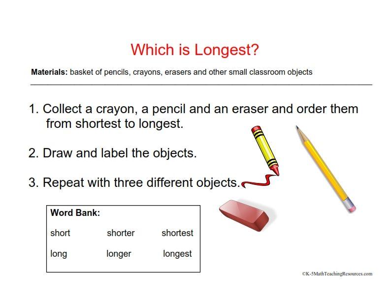 FREE Measurement Centers for 1st Grade | 1st Grade Math | Pinterest ...