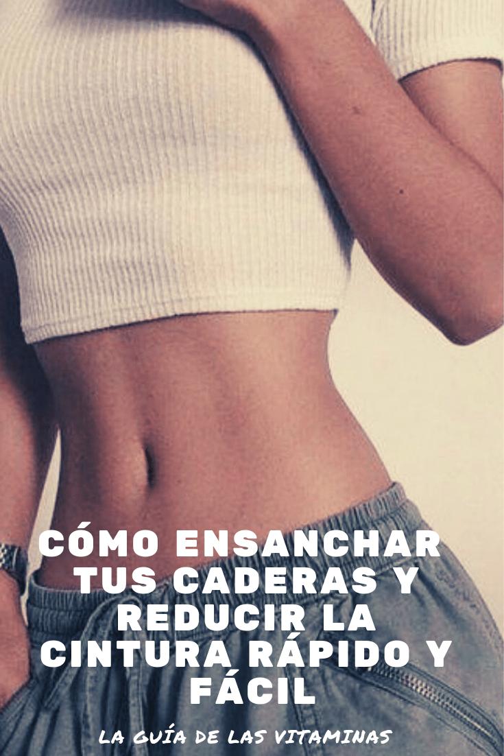 ejercicio para reducir cintura y aumentar glúteos