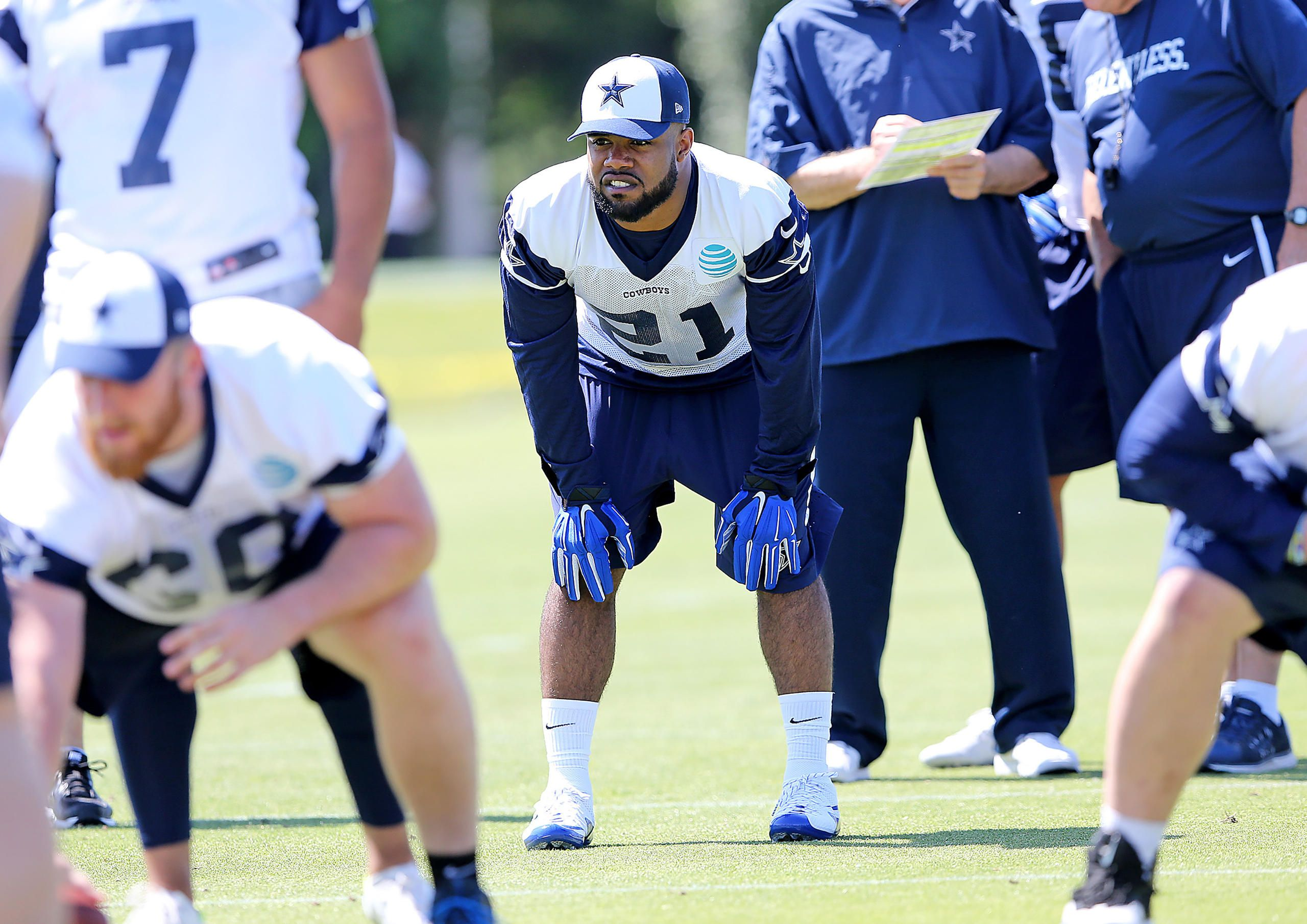 Dallas Cowboys Getting Back To The 2014 Blueprint