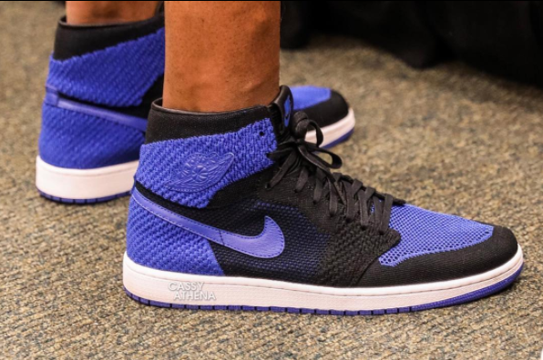 Russell Westbrook Gives Us An On-Feet Look At The Air Jordan 1 High OG