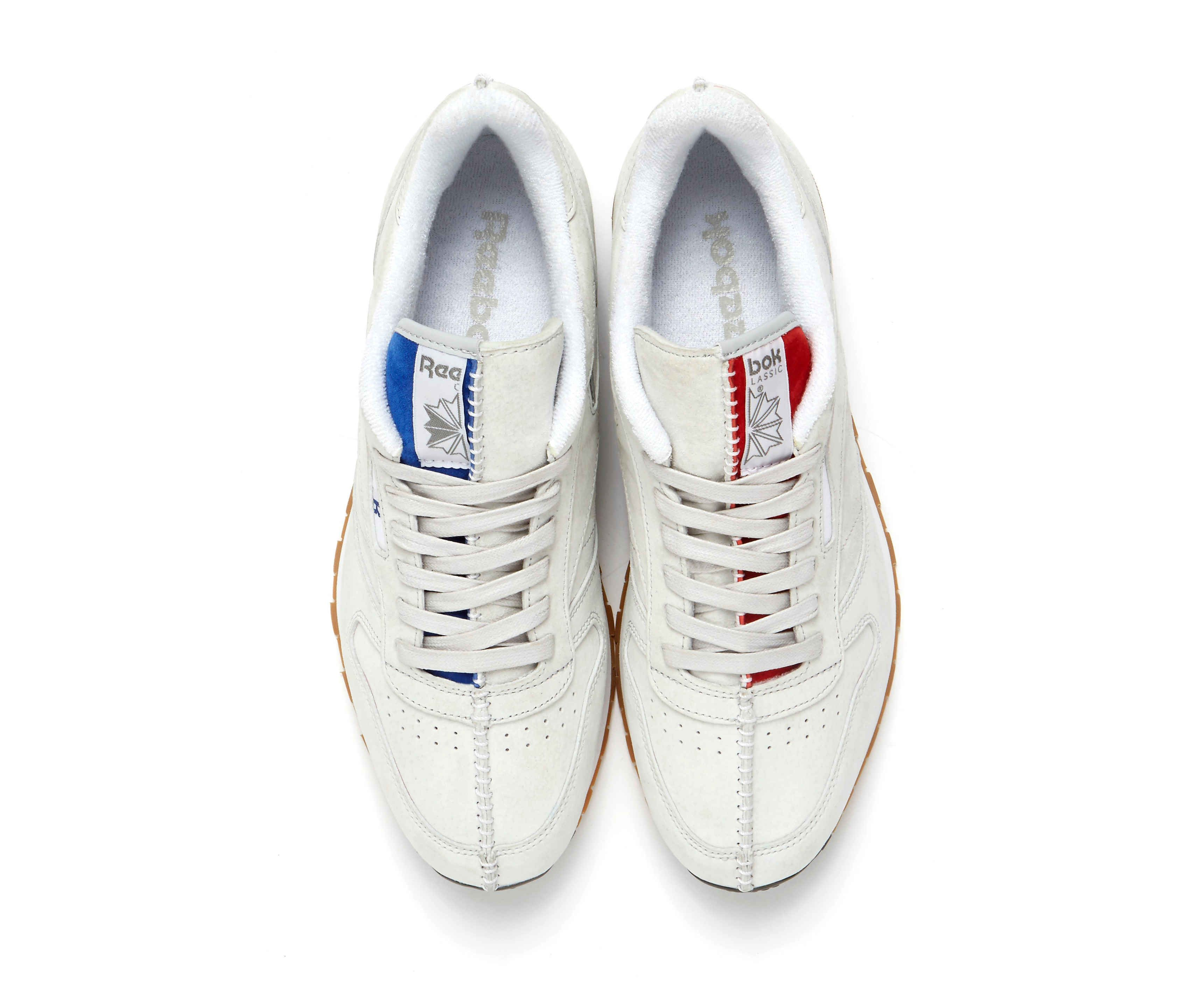 Nabo baño paquete  Reebok & Kendrick Lamar Update the Classic Leather | Reebok classic, Classic  leather, Sneaker magazine