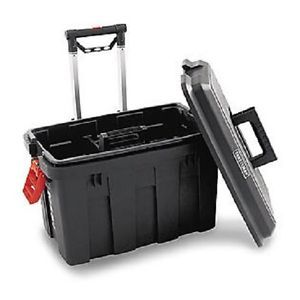 Details about Craftsman Rolling Toolbox Telescope Handle Mobile