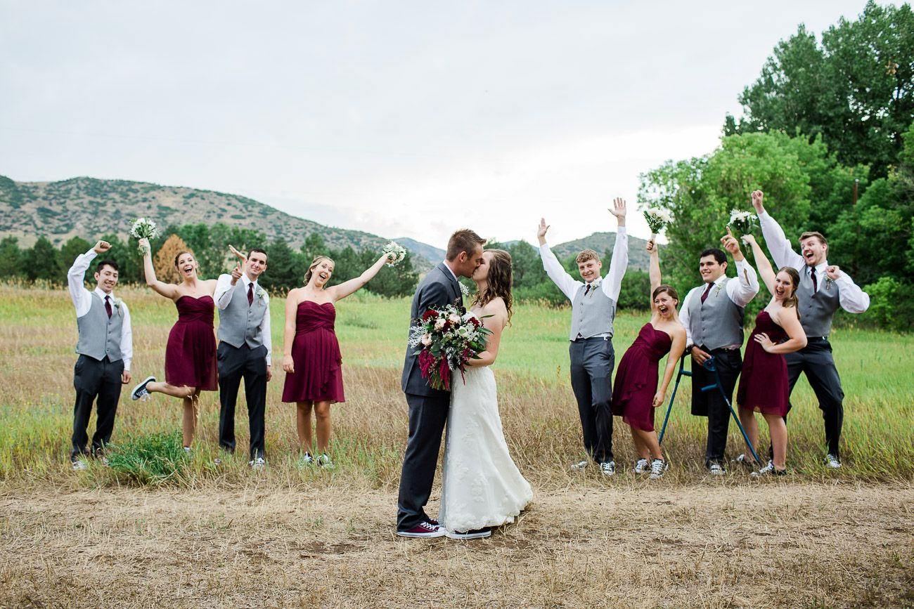 Denver Botanic Gardens Chatfield Farms Wedding